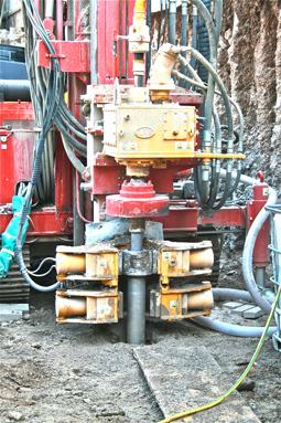 Perforazioni geotermiche